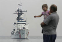 Another US warship docks at Georgian port