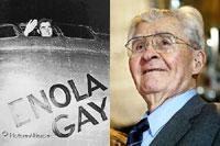 Hiroshima bomber dies at 92