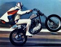 Evel Knievel dies at 69