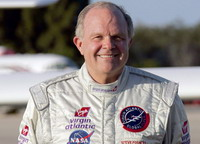 Hopes to find Steve Fossett are very high