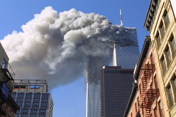 US man to buy Boeing and skyscraper to recreate 9/11. 9/11