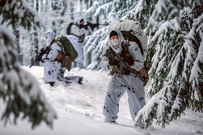 Russia marks Army Reconnaissance Day On November 5th, Russia marks the Day of Army Reconnaissance. This is a professional holiday for all Russian military men, whose work is related to military reconnaissance. The holiday day was founded 15 years ago, on November 5, 2000. army_reconnaissance