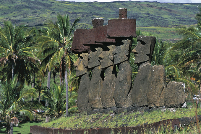 The Cataclysm of Easter Island - And the Statues Walked (Part 3)