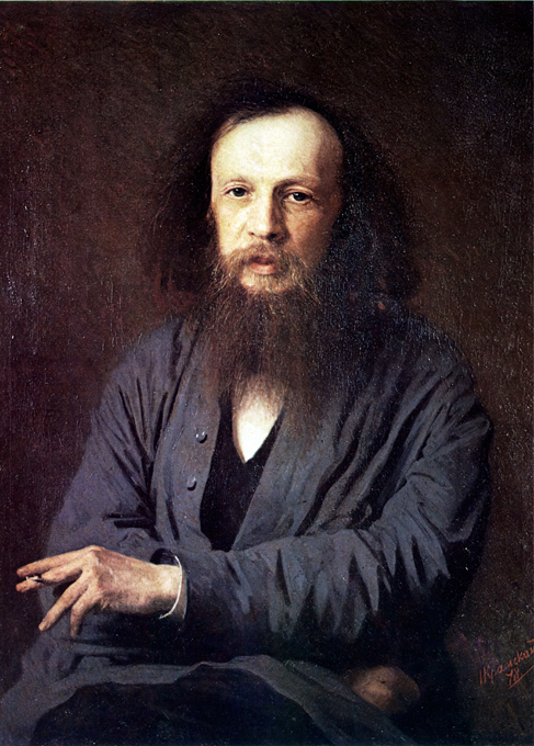 Russia s greatest scientists Dmitri Ivanovich Mendeleev was a Russian chemist and inventor. He formulated the Periodic Law, created a farsighted version of the periodic table of elements, and used it to correct the properties of some already discovered elements and also to predict the properties of eight elements yet to be discovered. greatest_scientists