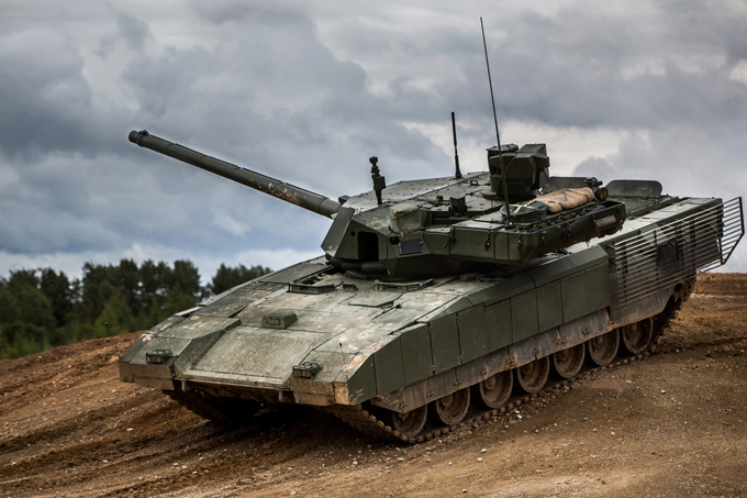 Armata makes the West nervous The T-14 Armata is a Russian main battle tank based on the Armata Universal Combat Platform. All photos provided by Russia s Defense Ministry armata