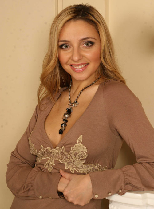 Tatiana Navka, Russian Ice Beauty