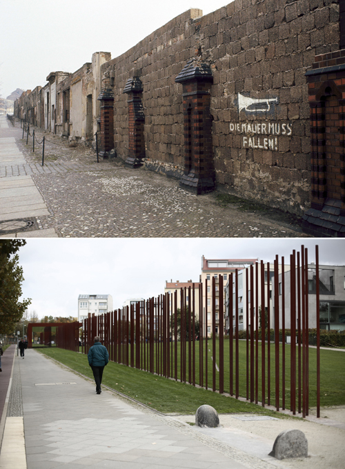 berlin wall then and now wwwimgkidcom the image kid