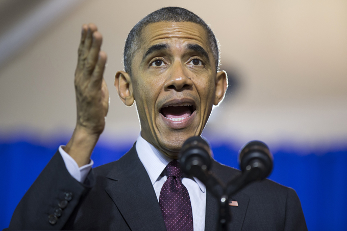 A little bit of Obamaism  These days, I look in the mirror and I have to admit, I m not the strapping young Muslim socialist that I used to be.   - at the 2013 White House Correspondents  Dinner obamaism