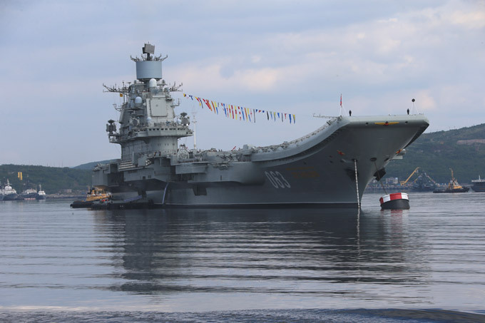 Russia's youngest fleet started in the North