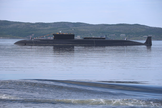Russia s youngest fleet started in the North The fleet operated more than 200 submarines ranging from diesel-electric attack (SS) to nuclear-powered ballistic missile (SSBN) classes during the Soviet Era russia_northern_fleet