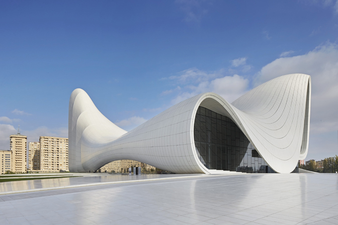 Zaha Hadid: Evoking chaos of modern life