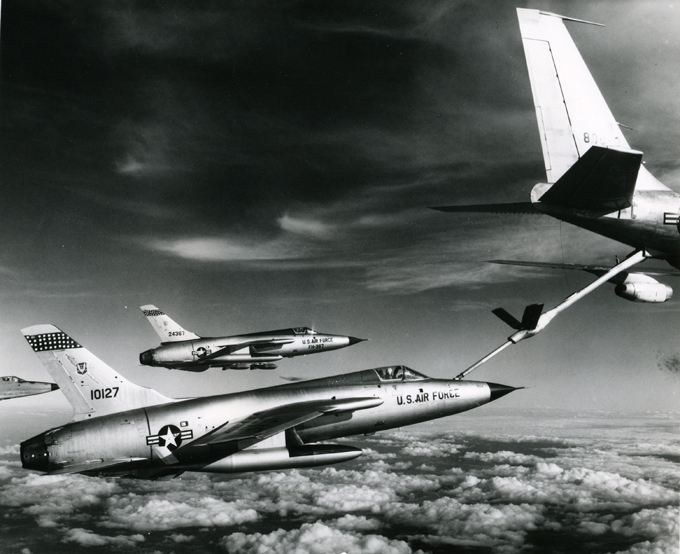 US Air Force: Past and present