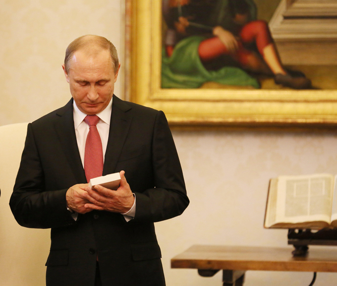 Putin's team: Looking for successor
