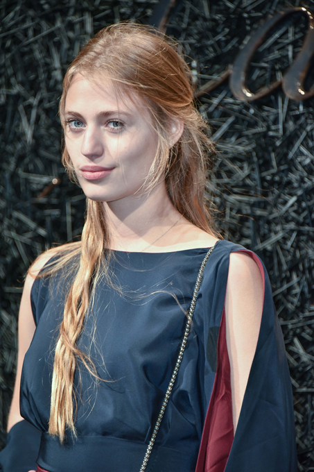 Famous models give way to younger generation