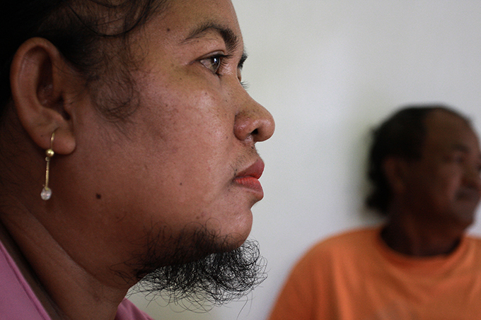 Indonesian woman hides her beard for 13 years - 5 ...
