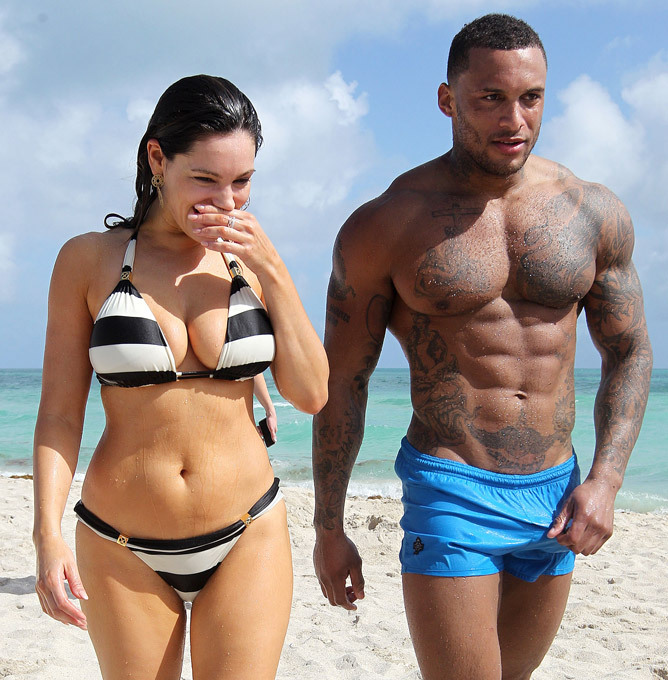 Kelly brook david mcintosh you abstract