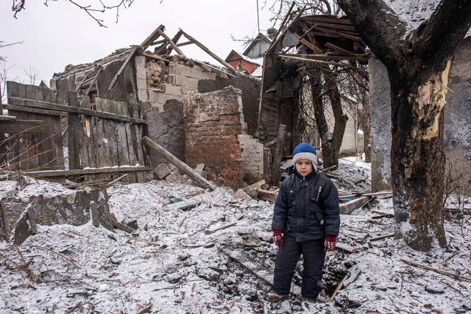 Life in the Donbas Russia s Investigative Committee obtained evidence to prove the use of tactical missile complexes Tochka-U by Ukrainian Armed Forces against the civilian population of Donbas donbas