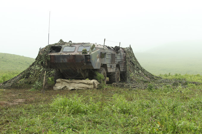 Tactical Operational Missile Complex Tochka-U