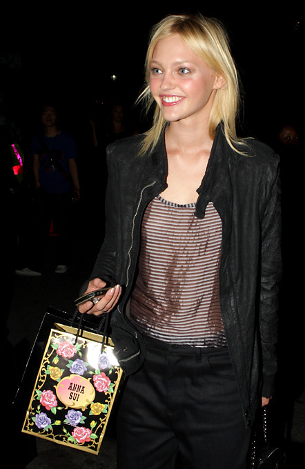 World s most in-demand top models Sasha Pivovarova (born January 21, 1985 in Moscow) is a Russian model. She is perhaps best known for her consecutive 6-season run with Prada. Pivovarova never dreamed of becoming a model until friend and photographer Igor Vishnyakov took photos of her in 2005 and gave them to international modeling agency IMG, thus beginning her career<br />