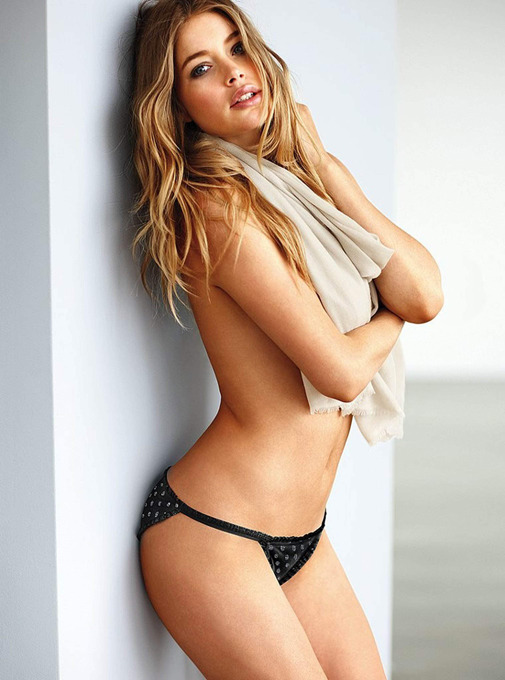 World s most in-demand top models Doutzen Kroes (born January 23, 1985) is a Dutch model and currently one of the Victoria s Secret Angels. She started to work for the brand in 2004, became a Victoria s Secret Angel in 2008 and is currently considered one of the world s top earning supermodels. In February 2010, Kroes returned to the catwalk during fashion week for Prada with fellow Angels Alessandra Ambrosio and Miranda Kerr. Prada was praised by former editor-in-chief of Glamour, Cosmopolitan and Marie Claire magazines, Bonnie Fuller in her blog for using a curvy model such as Kroes for the fashion show<br />All photos: Splash/All Over Press top_models