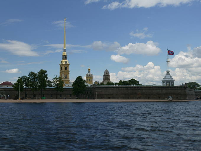 St. Petersburg, a pearl of Russia