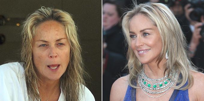 Sharon Stone english