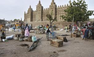 Mali: World Heritage in danger