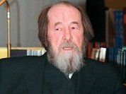 Did Solzhenitsyn urge the US to nuke the Soviet Union?