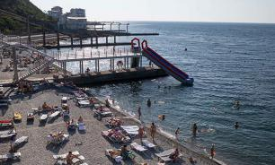 Kiev wants to punish and educate Ukrainian tourists vacationing in Russia's Crimea