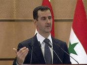 NATO needs to remove Assad rather than Gaddafi
