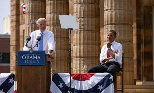 Joe Biden: Over his head, out of his depth