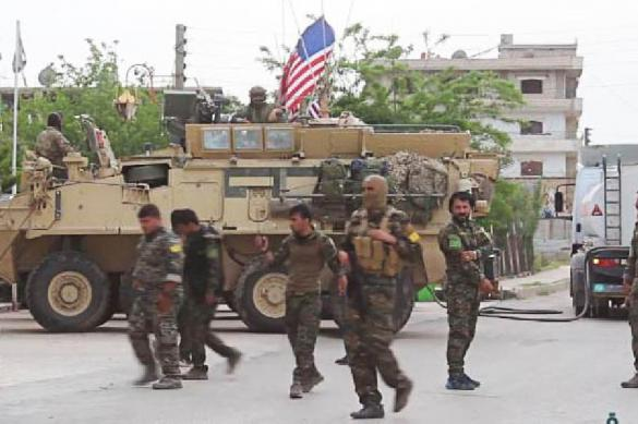 USA trains Syrian militants to kill Russians in Syria