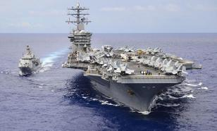 US warships tickle China's nerves in the Pacific