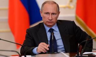 Putin offers Hollande to destroy terrorists together