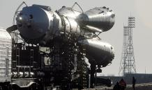 Russia stops shipping Soyuz space rockets to France