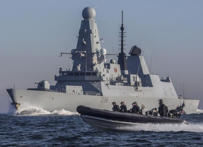 NATO readies for war with Russia in the Black Sea