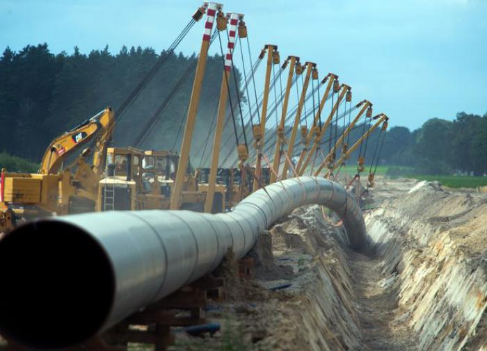 Germany chooses Nord Stream 2