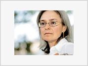 Putin finally reacts to Anna Politkovskaya's murder with cold-blooded statements