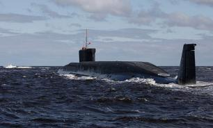 Russian nuclear submarines armed with cruise missiles set off to Syria