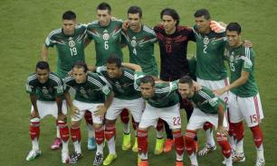 Mexico 2 New Zealand 1