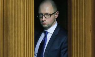 Ukraine's former PM Yatsenyuk embarrasses himself on BBC