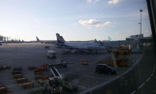 Man dies bizarre death on runway of Moscow's Sheremetyevo International Airport