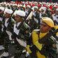 Suicide bomber attacks military parade in Iran, killing 9