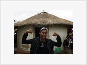 Masculine Female Runner Caster Semenya Receives New House