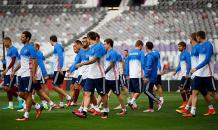 Russian national football team disbanded