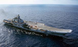 Russian warships enter Mediterranean Sea