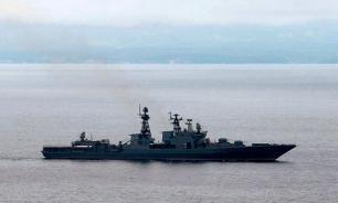 Sea Breeze 2016 naval drills kick off in Black Sea