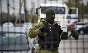 Ukrainian spy detained in Russia