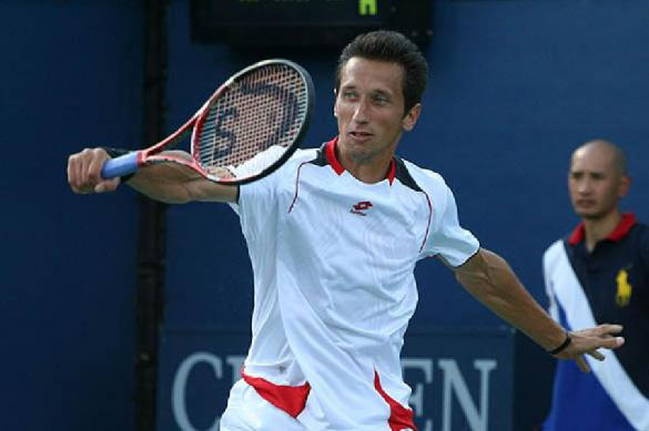 Ukrainian tennis player says he wants to strangle all Russian-speaking people