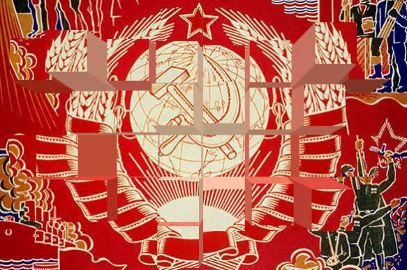 Who benefited from the collapse of the Soviet Union?